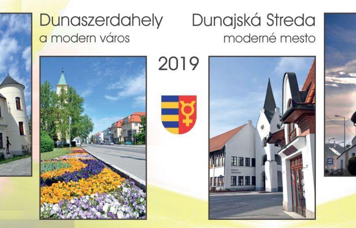 Do domácností príde aj dunajskostredský stolový kalendár na rok 2019