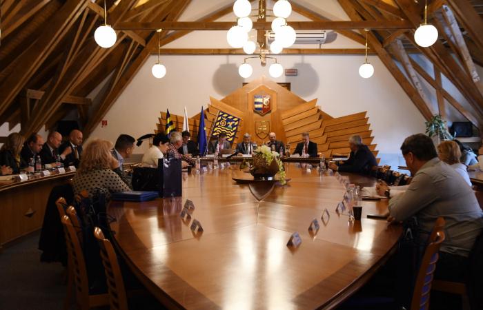 Trnavský samosprávny kraj naďalej podporuje rozvoj kraja