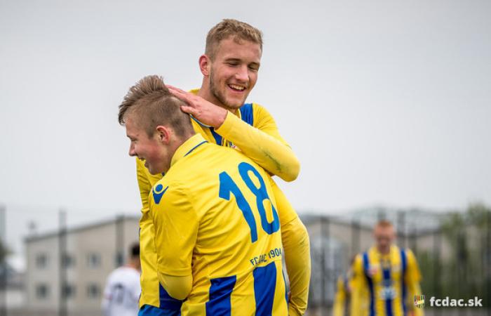 U19: FK Poprad - FC DAC 1904 2:3 (2:1)