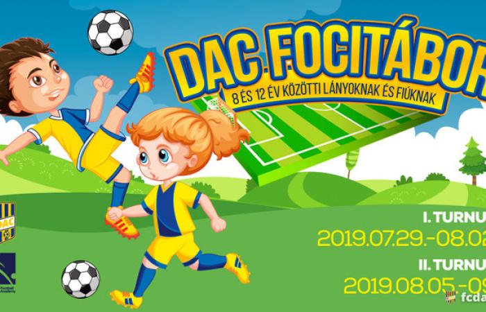 Futbalový tábor DAC spestrí aj tohtoročné leto!