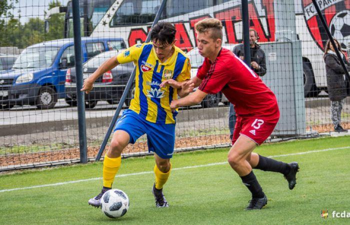 U19: FC Spartak Trnava - FC DAC 1904 0:0