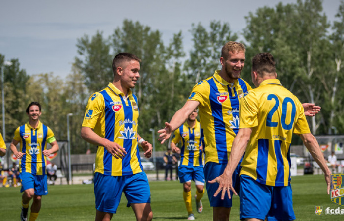 U19: FK Senica - FC DAC 1904 2:5 (2:2)
