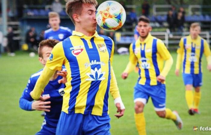 U19: FC Nitra - FC DAC 1904 3:1 (3:0)