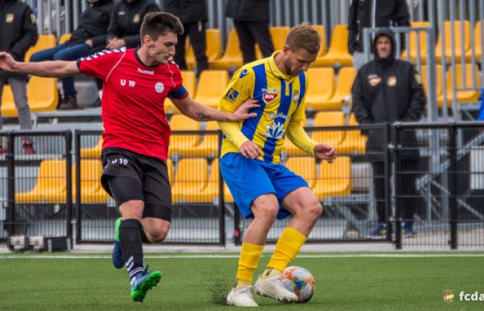 U19: FC DAC 1904 - FK Senica 1:1 (0:0)