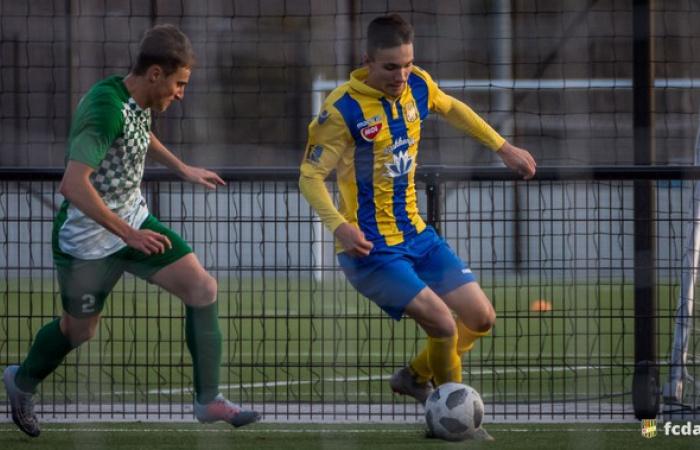 U19: MŠK Žilina - FC DAC 1904 4:4 (2:2)