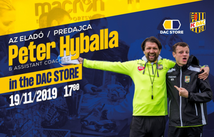 Nakupuj u Hyballu a jeho asistentov!