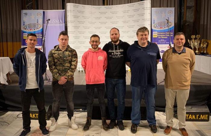 Dunajskostredské šachové družstvo je medzi dvadsiatimi najlepšími v Európe