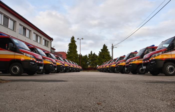 Platy hasičov a policajtov sa od nového roka zvýšia