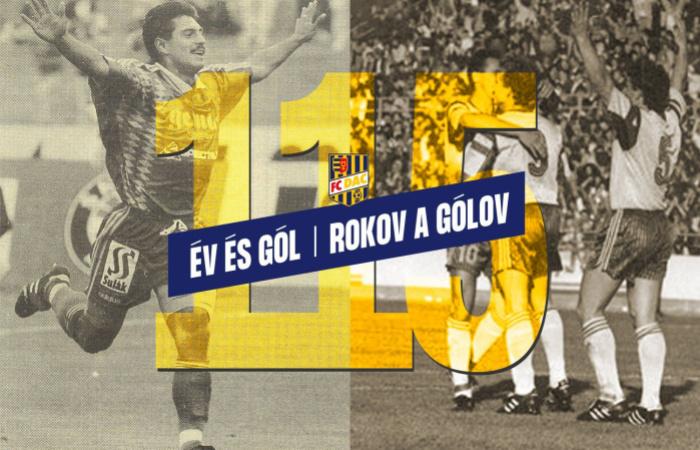 1904-2019: 115 rokov, 115 gólov (X)
