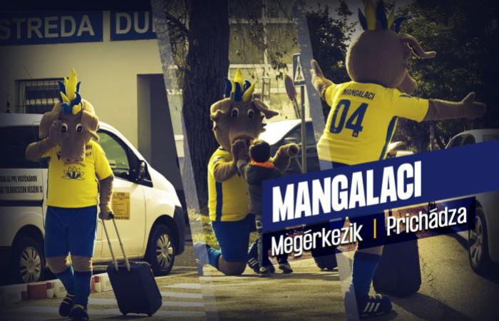 Video: Mangalaci prichádza