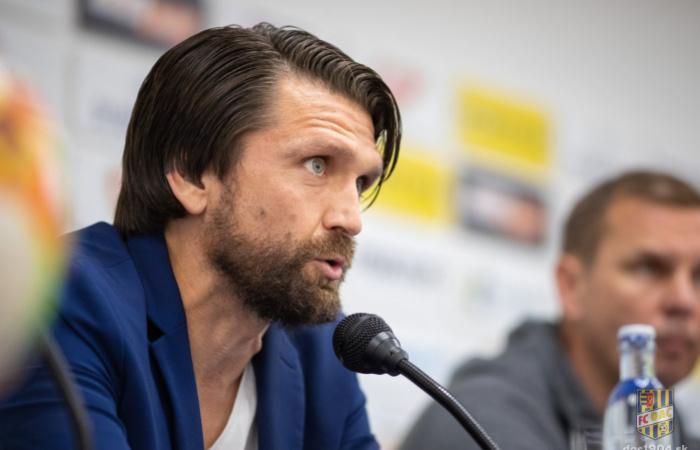 Video: Tlačová konferencia po zápase DAC - Žilina (1:0)