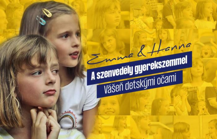 Vášeň detskými očami: Emma a Hanna na derby DAC-Slovan (5:2)