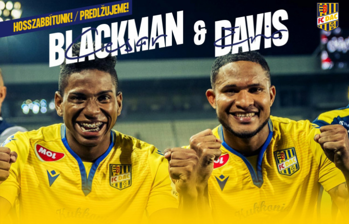 Video: Blackman a Davis, esá z Panamy