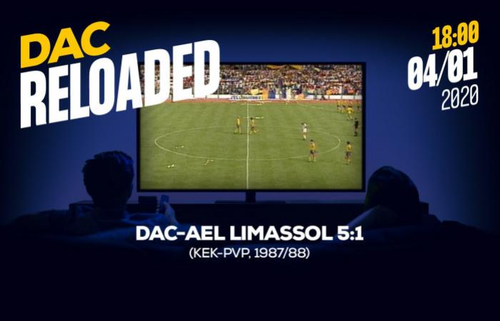 Link na sledovanie zápasu DAC-AEL Limassol (5:1)