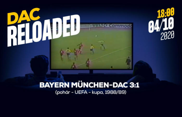 Link na sledovanie zápasu Bayern-DAC (3:1)