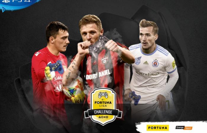 Víkendová e-Fortuna liga Challenge s Martinom Jedličkom