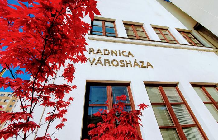 Mestský úrad v Dunajskej Strede bude zatvorená do 10. januára