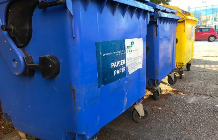Aj na začiatku Nového roka sa mení harmonogram odvozu odpadu