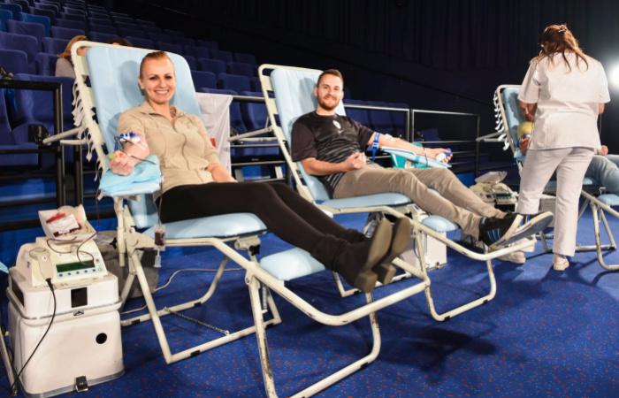 Láska lieči – v nedeľu v MAX-e organizujú odber krvi