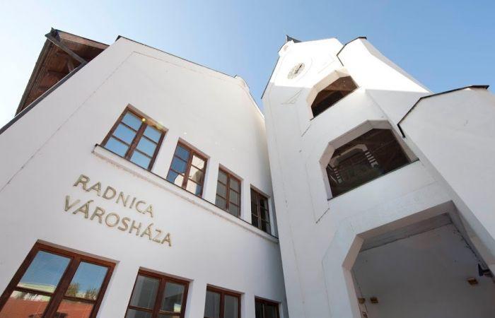 Mesto Dunajská Streda oznamuje voľné pracovné miesto