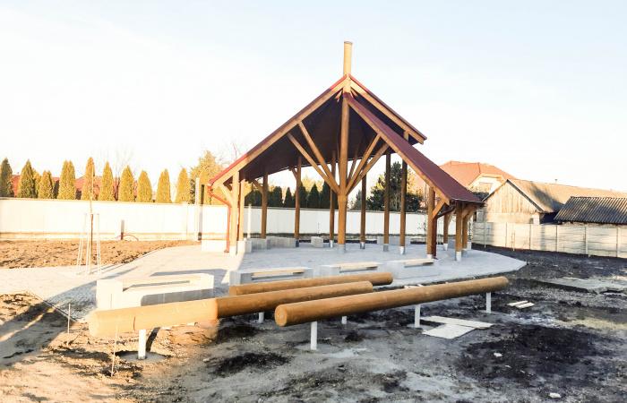 Rozvoj turistickej infraštruktúry v  Ohradoch