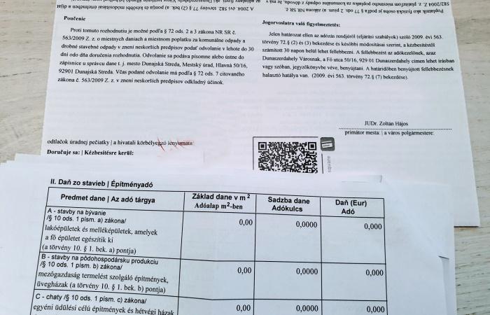 Daň môžete zaplatiť aj online!