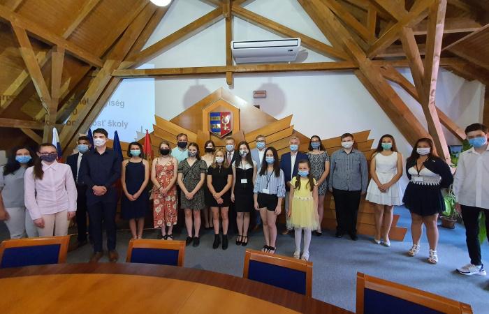 Detská osobnosť školy 2020: Dunajská Streda si aj v tomto roku uctila najlepších žiakov základných škôl