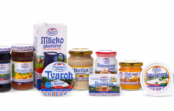 Pandémia posilnila pozíciu privátnych značiek, najviac slovenských dodávateľov vo vlastnej značke má COOP Jednota