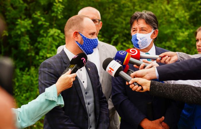 Minister životného prostredia navštívil Trnavský kraj