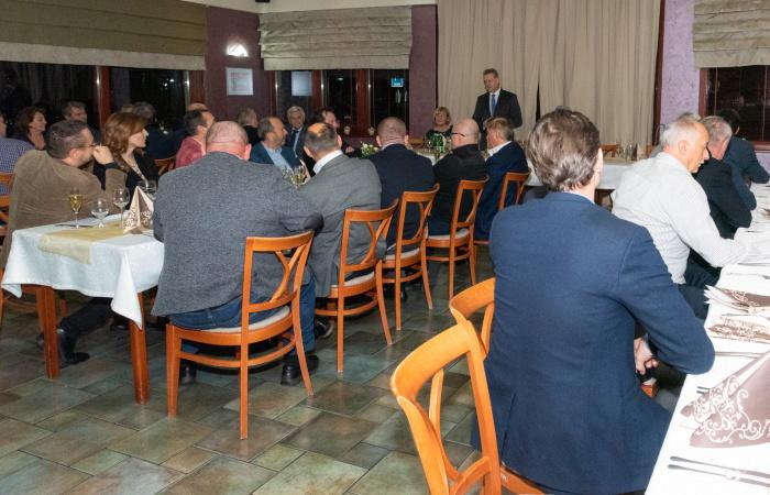 Stretnutie primátora mesta s podnikateľmi