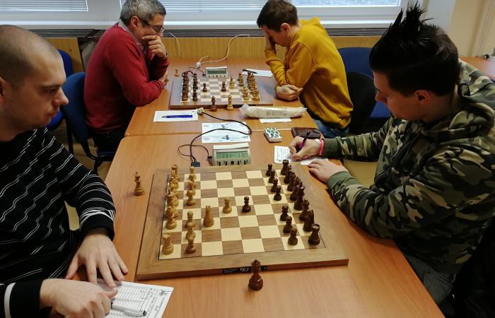 Naši šachisti hosťovali v Bratislave