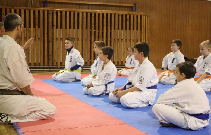 Seishin Karate Klub začína rok tréningovým táborom