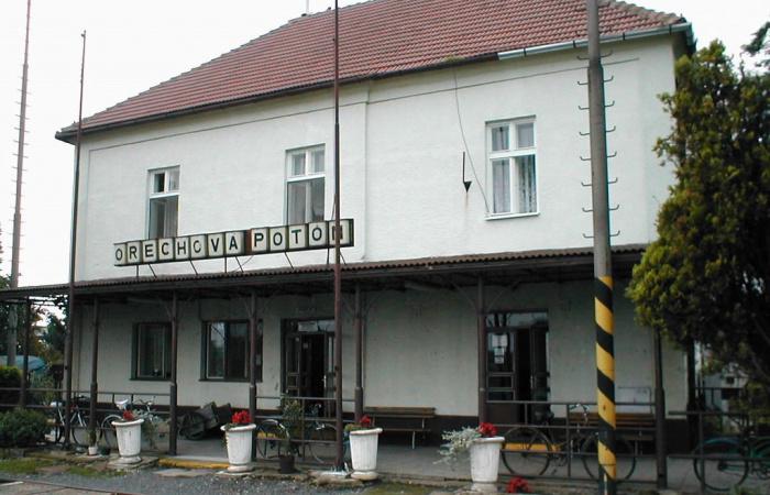 Výluka v úseku Dunajská Streda – Orechová Potôň
