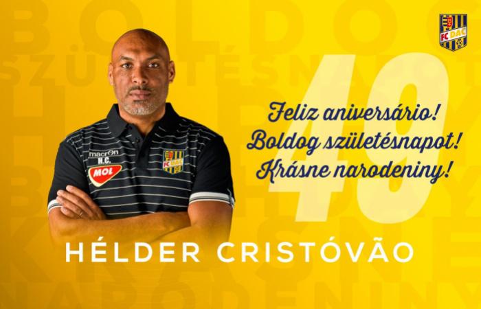 Narodeniny: Hélder Cristovao včera mal 49!