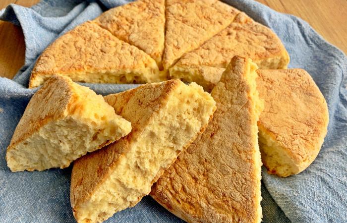 Rýchly chlieb za 30 minút