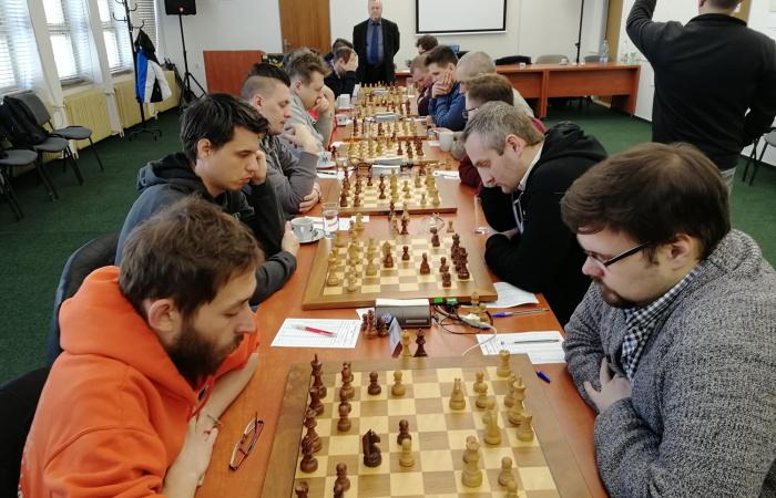 Šach: neúspešné zápasy na východe