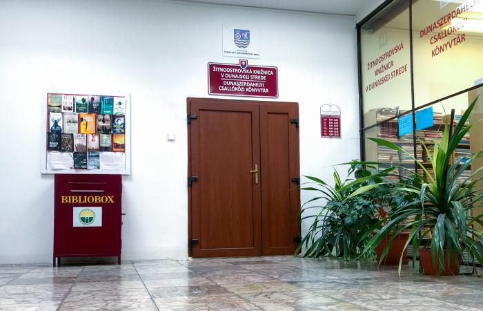 Od utorka knižnica nie je prístupná