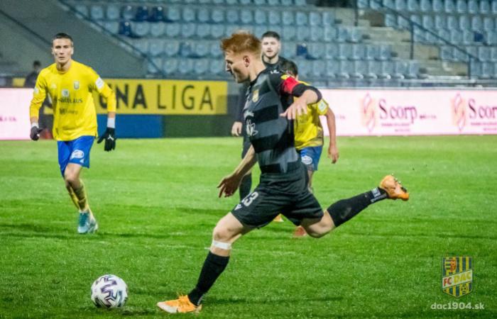 MFK Michalovce - DAC 2:4 (0:1)