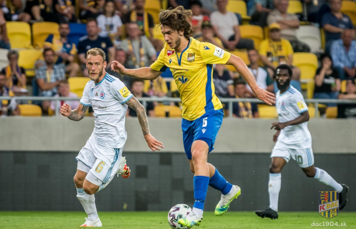 DAC-Slovan aj na M4 Sport
