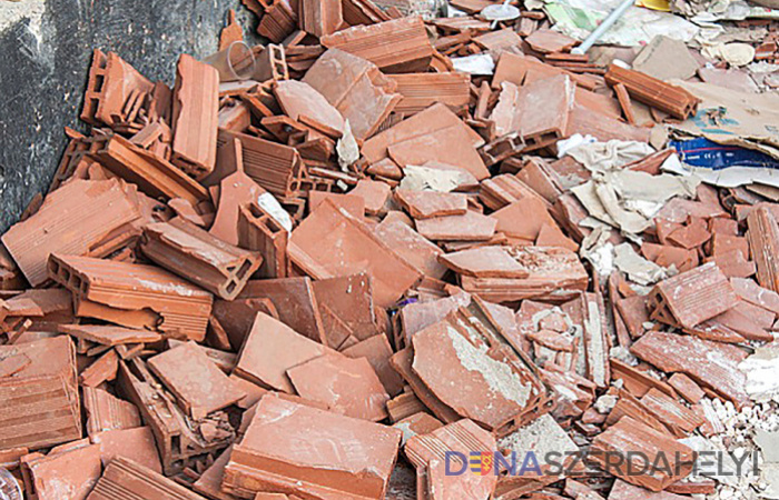 Od septembra mesto odvezie stavebný odpad do 500 kilogramov