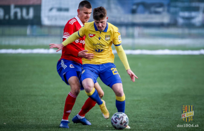 Video: Vasas FC - DAC 1904 1:2 (1:0)