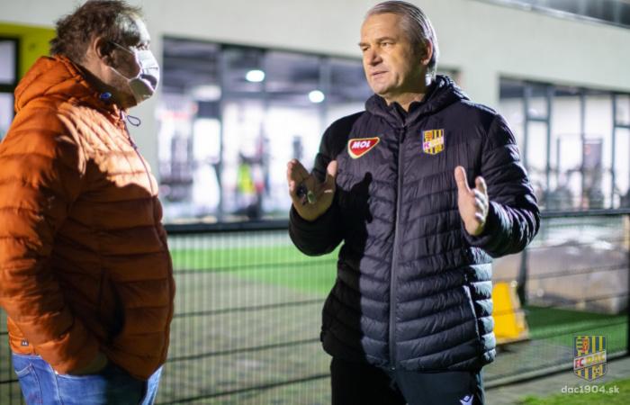 Bernd Storck: Pokiaľ ide o naše šance, som optimista