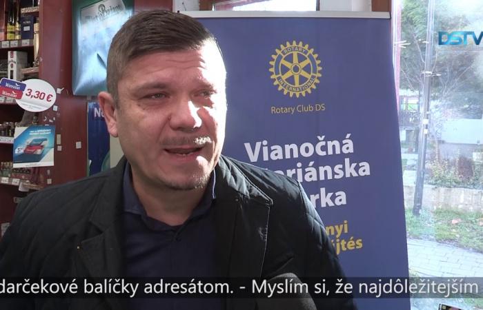 Embedded thumbnail for Rotary Club Dunajská Streda organizuje piatu zbierku trvanlivých potravín