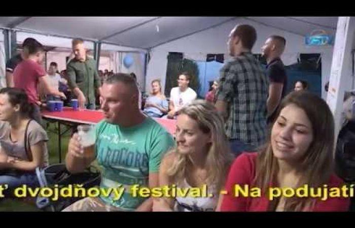 Embedded thumbnail for V Malom Blahove usporiadali festival pod novým názvom Sikifeszt