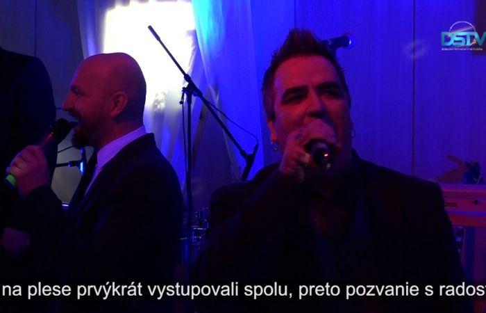 Embedded thumbnail for Veselý charitatívny ples mesta s bohatým programom