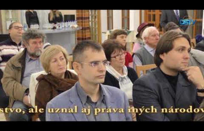 Embedded thumbnail for Spomienka na dvoch hornozemských maďarských vyznavačov viery