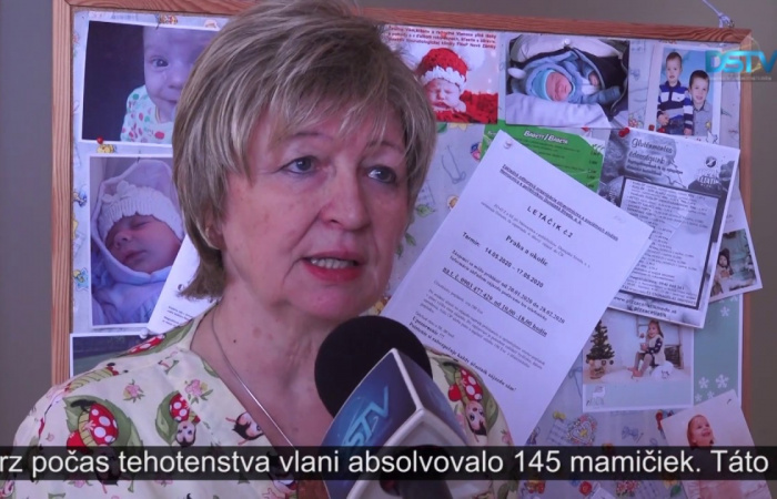 Embedded thumbnail for V nemocnici sa vlani narodilo 929 detí