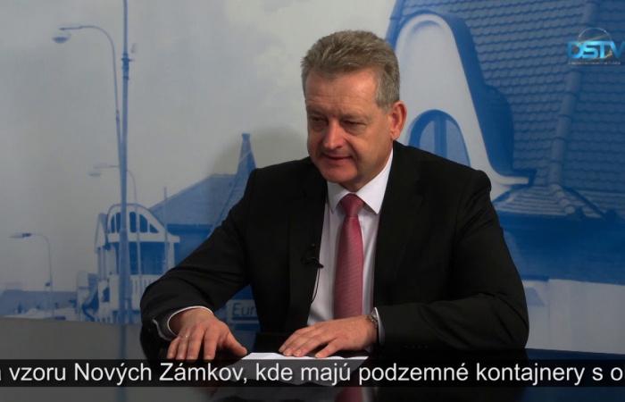 Embedded thumbnail for Novoročným hosťom štúdia bol primátor Zoltán Hájos