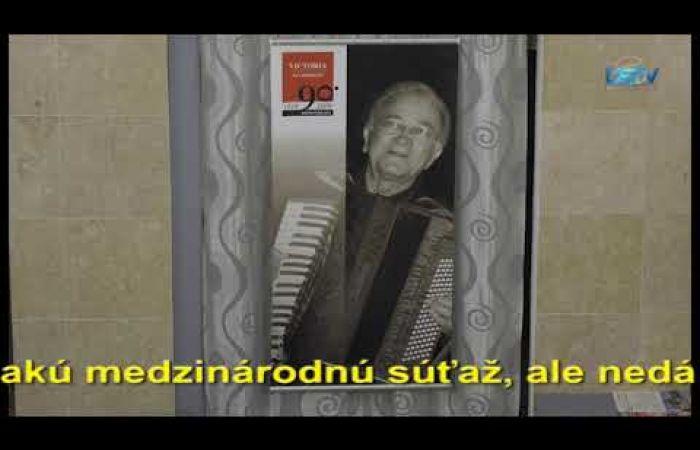 Embedded thumbnail for Akordeónová hudba znela tri dni