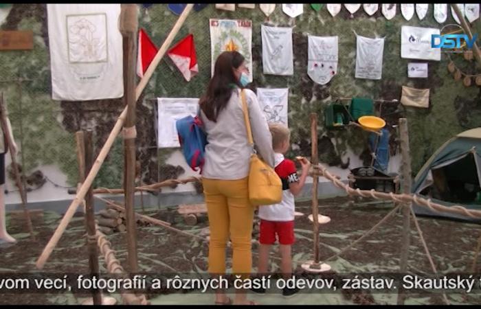 Embedded thumbnail for Maďarský skauting na Slovensku oslavuje jubileum